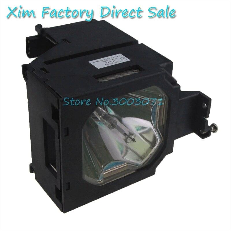 Lampe de projecteur de remplacement Panasonic ET-LAE16, 610-350-9051, POA-LMP147 pour Panasonic PT-EX16KE; projecteur Sanyo PLC-HF15000 (380 W)