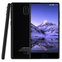 "Ursprüngliche Leagoo Kiicaa MIX 4G LTE Handy 5,5 ""Full Screen MTK6750T Octa-core Android 7.0 3 GB RAM 32 GB ROM Dual Zurück Cams"