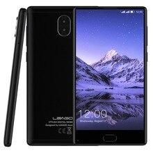 Orijinal Leagoo Kiicaa MIX 4G LTE Cep Telefonu 5.5 ''Tam Ekran MTK6750T Octa Çekirdek Android 7.0 3 GB RAM 32 GB ROM Çift Geri C...