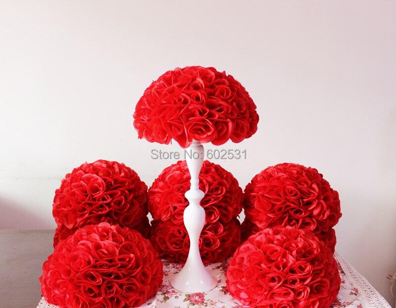 Best Deal #5834 30cm Red Free Shipping Wedding Pomanda