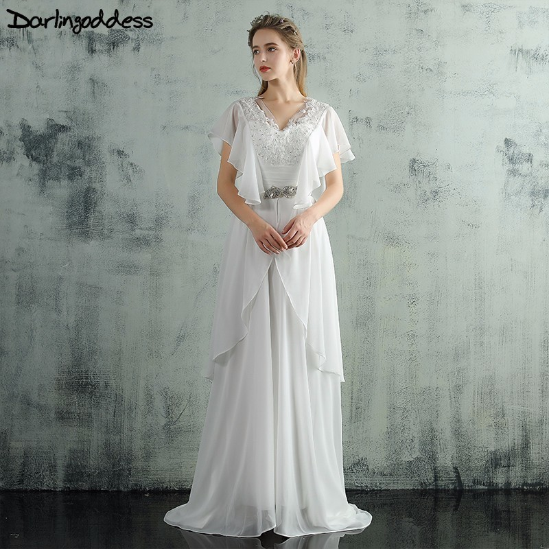 Aliexpress.com : Buy Darlingoddess Vintage Chiffon Beach ...