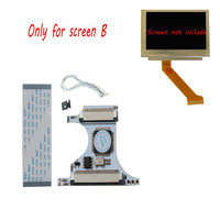 GBC Backlight Mod Adaptor Five level brightness with memory GBC Flex Cable Game Console Repair Accessories