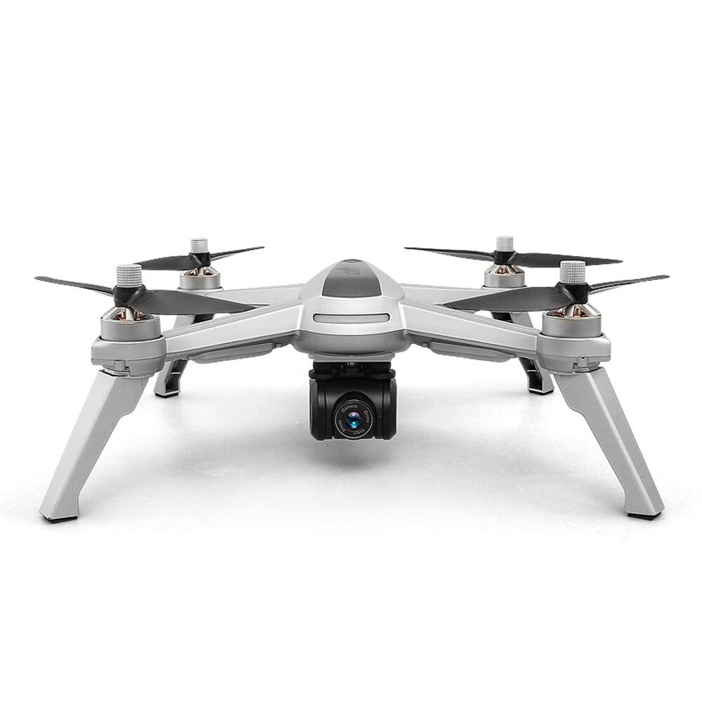 Nouveau JJRC JJPRO X5 5G WiFi FPV Professionnel drone rc Brushless GPS Positionnement Maintien D'altitude 1080 P Caméra Avec 3 batteries 1 Sac - 5