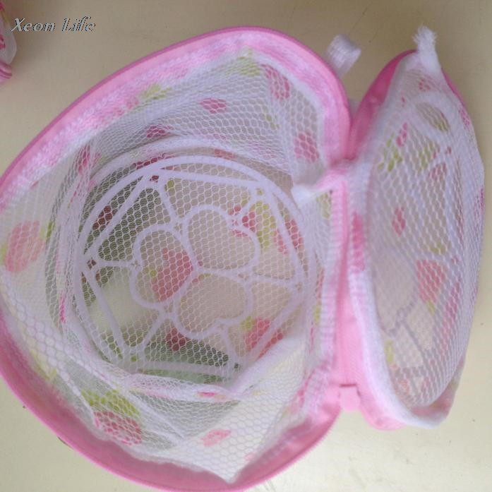 Hot Selling Hot Underwear Aid Socks Lingerie Laundry Washing Machine Mesh Bag Household Woman Cleaning Bag