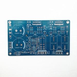 Image 1 - Плата усилителя мощности LM3886, 68 Вт * 2 шт., печатная плата с защитой динамика для аудиофила «сделай сам» (только печатная плата без компонентов)