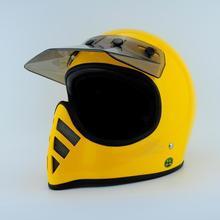 motorcycle helmet TT & CO Japanese Thompson full face motorcycle helmet Ghost Rider racing helmets cap peak capacete casco moto