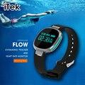 TK33 Banda Inteligente Bluetooth4.0 Heart Rate Monitor de Fitness Rastreador Atividade Rastreador IP67 À Prova D' Água de Natação para IOS Android PK Fitbits