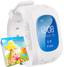 Smart Watch Q50 Bluetooth Smartwatch for iPhone Android Phone Us Anti Lose GPS Tracker For Kids