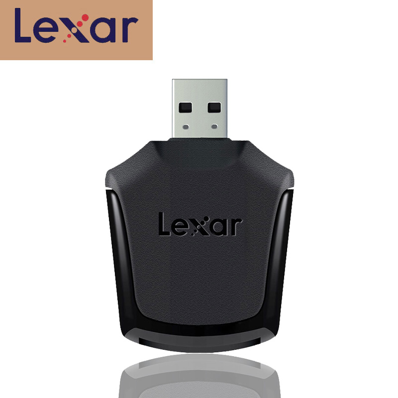 Lexar Professional XQD 2.0 Smart Memory SD Card Reader USB 3.0 High-speed Transfer Adapter Of RAW Images And 4K Video Files