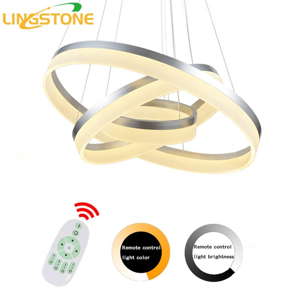 Modern Led Pendant Lights For Living Dining Room Home Lighting Lamparas Colgantes Lustre Hanglamp Pendant Lamp Light Fixtures