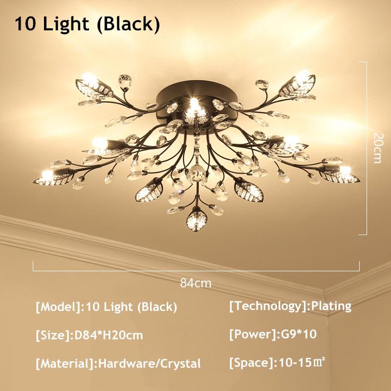 10 light black