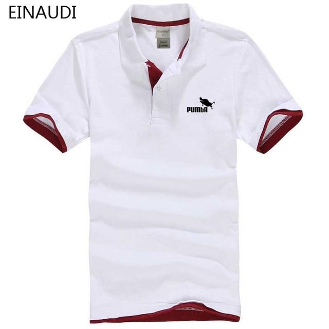 EINAUDI Men Polo Shirt For Men Designer Polos Men Cotton Short Sleeve shirt  Brands jerseys golftennis Free Shipping e9f796d9c
