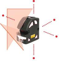 Sincon LP 106 Line Magnetic Cross Line Laser Level System 1V1H, 5 Points
