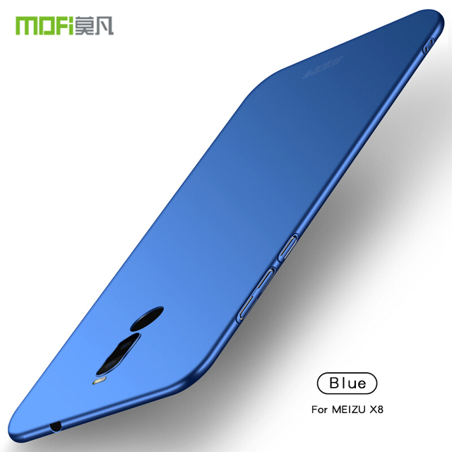For Meizu X8 Case MOFi Hard Luxury Protection Cover For Meizu X8 Phone Case Cover