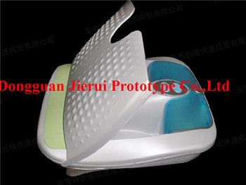 Plastic rapid prototype consumer electronics made in china