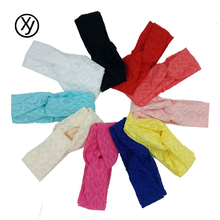 New Style Fashion Lace Girls Creative Hairbands Comfortable Simple Popular Many Color Can Select Kids Headbands Exquisite Lovely