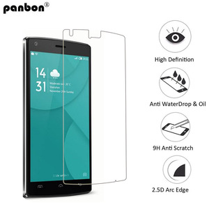 PANBON Protective Glass on Doogee X5 Max Pro/ X5 PRO X5S Glass Screen Protector 9H 2.5D 0.26mm Ultra-thin