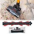 Original Hard Roll Pinsel Für Dibea D18 Staubsauger Ersatz Roll Pinsel geeignet für shag teppich und dicker teppich