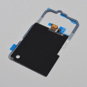 Image 4 - 4 ピース/セット三星銀河注 8 N950 N950F N950U NFC ワイヤレス充電 + アンテナパネルカバー + 拡声器