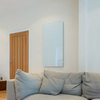 450W Far InfraRed Heating Glass Panel Energy Efficient Radiant Panel Heater