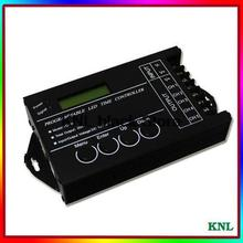 Time programmable led controller, 5 channel led timing dimmer, led pc USB interface controller TC420, DC12-24V, free shipping