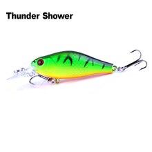 Thundershower 1PCS 3D Eye Wobbler Fishing Lure 7cm 8.3g Swimbait Pesca Fishing Sort out Jerkbait