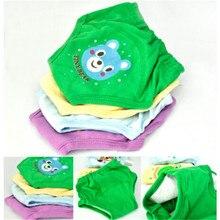 4 pcs/set Reusable Baby Newborn Girl Boy Girl  4 Layers Waterproof Potty Training Pants Soft Baby Clothing Underwear