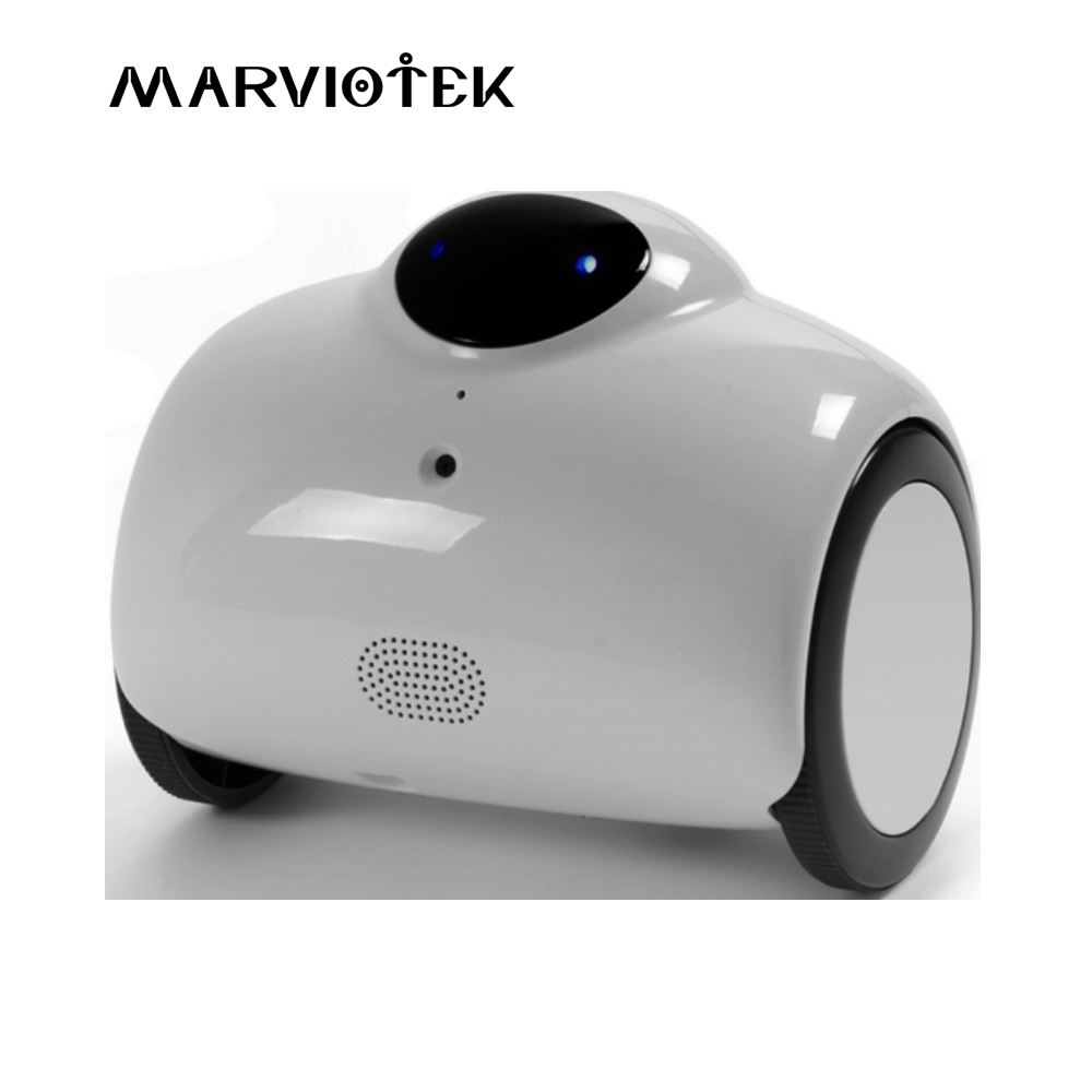 720P IP Camera wi fi robot camera baby video surveillance cameras cctv 360 degree wireless charge battery phone remote control