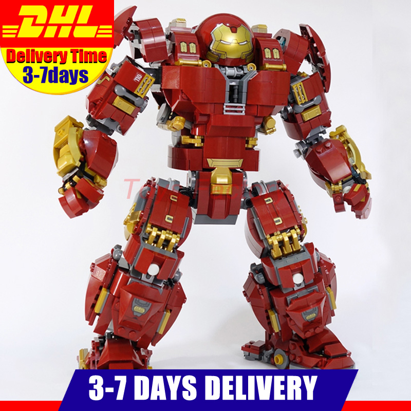 IN Stock Lepin 07101 1527Pcs Super Genuine Hero Compatible with 76105 Iron Man Anti Hulk Mech Toy Building Bricks Blocks Model lepin 07101 1527pcs super genuine hero iron man anti hulk mech toy building bricks blocks model compatible with legoingly 76105