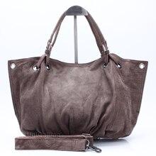 UniCalling marke frauen leder casual tote frauen vintage handtasche weiblichen echtem leder umhängetasche