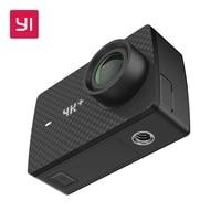YI 4K+(Plus) Action Camera only International Edition FIRST 4K/60fps Amba H2 SOC Cortex A53 IMX377 12MP CMOS 2.2LDC RAM WIFI