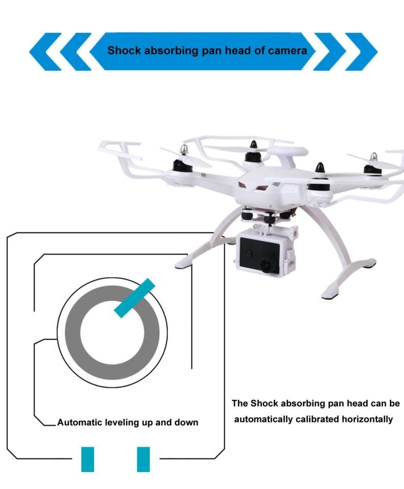 AOSENMA RC Helicopter Double GPS Follow me Optical Flow Wifi FPV Drone with Camera Remote Control Quadcopter RTF