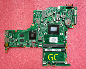 laptop Motherboard For 15-AB 809408-501 809408-001 809408-601 system mainboard Fully Tested