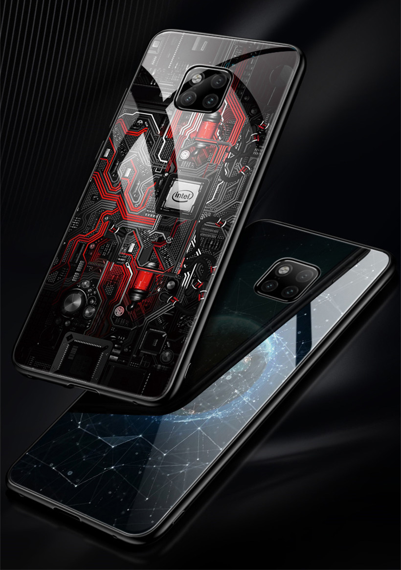 huawei mate 20 case glass  (1)