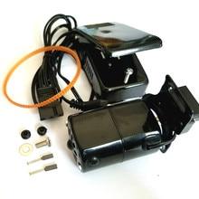 1,0 Ампер Универсальный домашние швейные машины мотор педаль контроллера 220 В 100 Вт черный