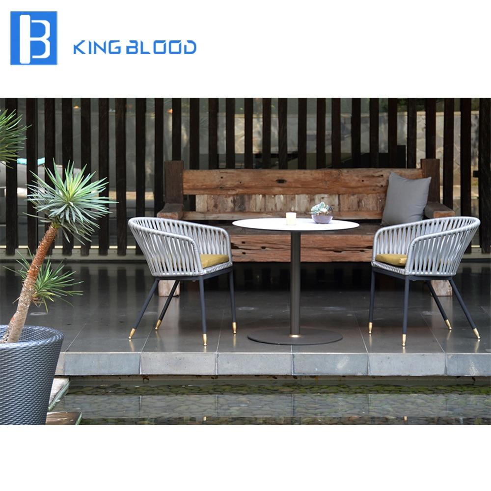 hotel villa garden furniture leisure baroque dining flat rope outdoor chair контекс презервативы romantic love ароматизированные 3шт