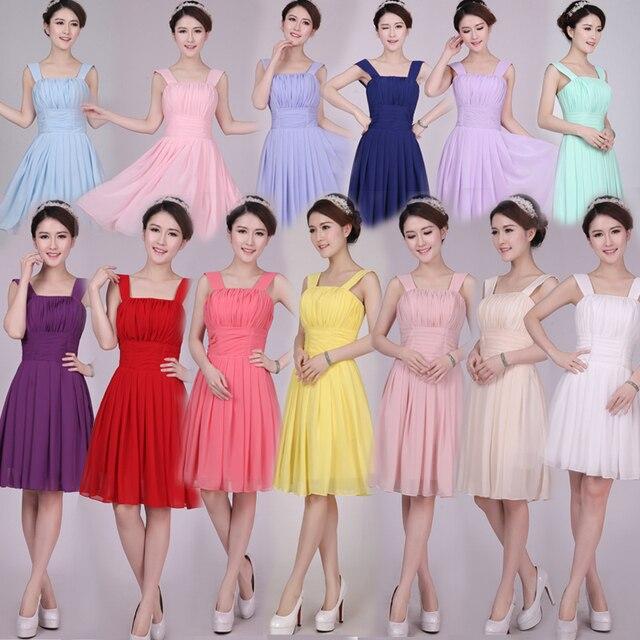 On Sale mint green chiffon purple bridesmaid dresses to wedding ...