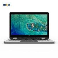 XIDU 11,6 дюймовый ноутбук 2 в 1 Windows 10 Tablet Intel Atom Z8350 4 ядра 4 Гб Оперативная память 64 GB eMMC Full HD сенсорный экран ПК