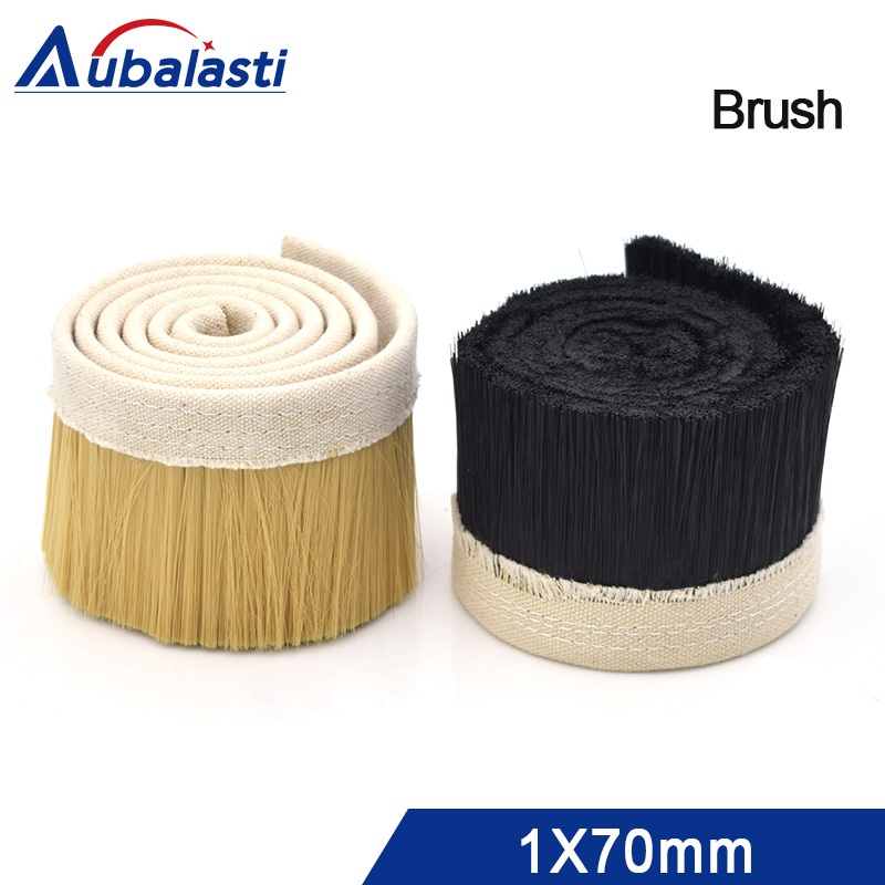 1M X 70mm Brush Vacuum Cleaner Engraving Machine Dust Collector Cover For CNC Router