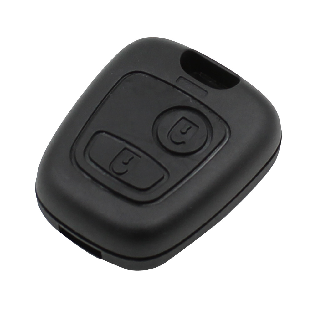 Replacement  New 2 Button Key Remote Case Shell Fob For Citroen C1-C4 Xsara Picasso Peugeot Berlingo Free Shipping anker powerport wireless 5