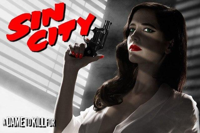Sin city sexy