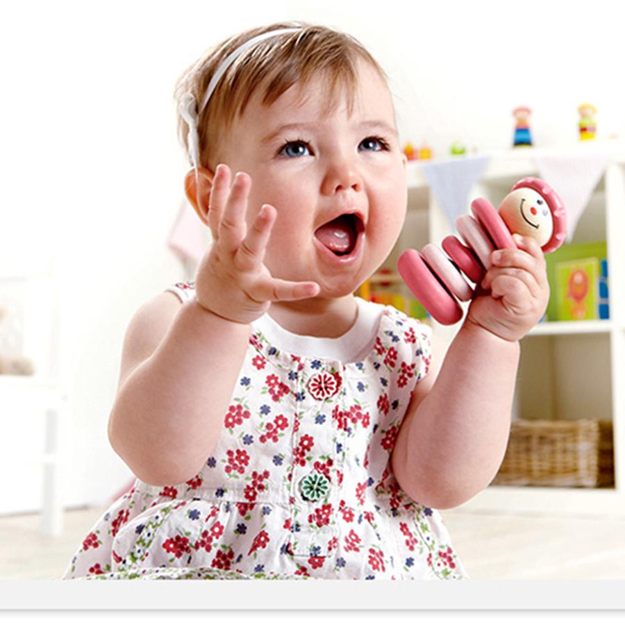 interactiva bebs de plstico sonajeros musicales campanas de movilidad en la cama regalo de ao nuevo presepe cunas pequeas
