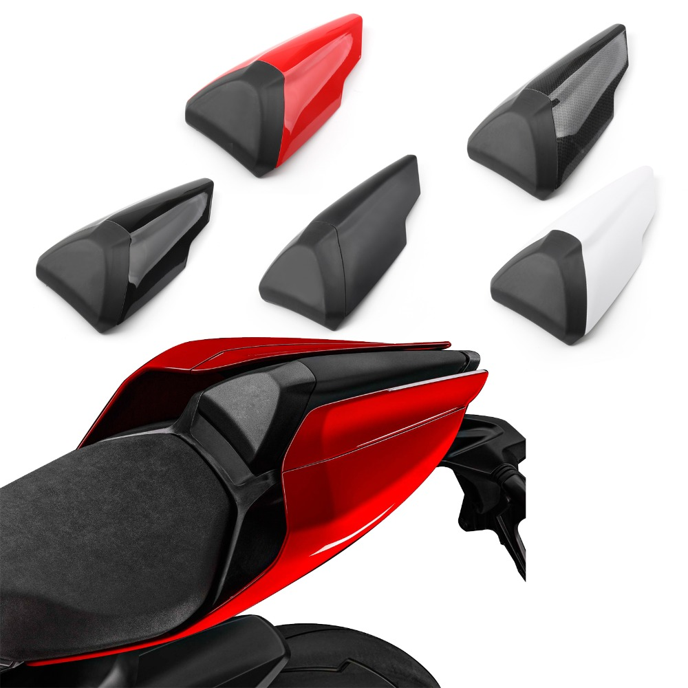Areyourshop Motorcycle Rear Tail Solo Seat Cover Cowl Fairing For Ducati 1299 959 Panigale 2015-2018 New Arrival Motorbike Part