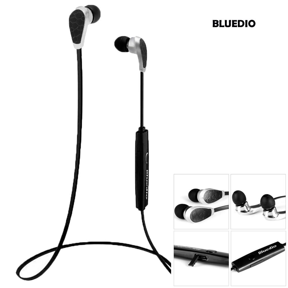 Origina Bluedio N2 Wireless Bluetooth Earphone V4.1 + EDR l in ear earphones Stereo Headphones for all Phones