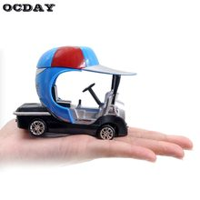 OCDAY Mini RC Car Toys Electric Sport Golfing Radio Remote Control Cars 27MHz 4CH Micro Car Toy Vehicle Electronic for Kids Gift(China)