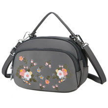 2019 Chinese National Embroidery Women Crossbody Bags Fashion Ladies Handbag Small Shoulder Bags Multi Layers New Messenger Bag цена 2017