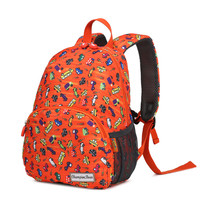 Aged 1 3 6 Toddler Harness Children Backpack Kids Bag Kindergarten Anti Lost Baby School Bags