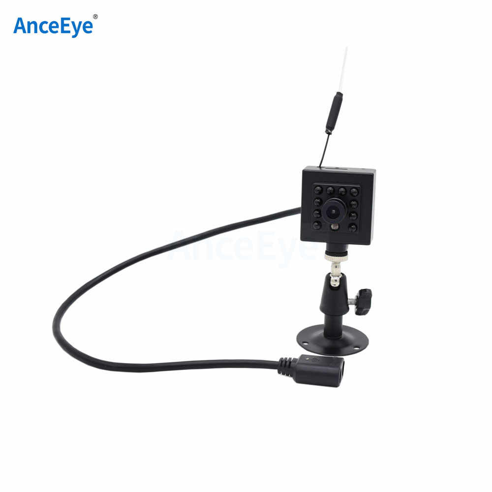 AnceEye wifi 1080P 960P 720P IR CUT Audio camhi Mini tf camera Security Onvif P2P,Bird Cage Camera Pet Camera,,10pcs 940nm led