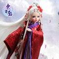 Фортуна дней кукла Восточный Шарм Белый-Лиса, в том числе одежды, подставки и коробки, 35 см