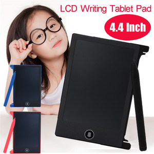 NEW 4.4 inch LCD Writing Tablet Doodle Board Kids Writing Pad Drawing Painting Graphics Board Gift Child Creativity Imagination